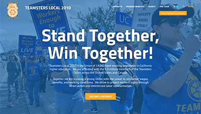 Teamsters Labor Union